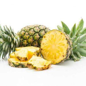 Ananas-Flugware