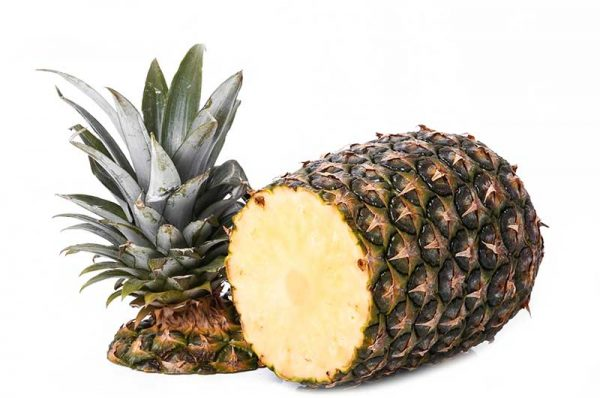 Ananas-ohne-grün