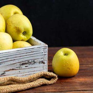 Apfel-Golden-Delicius
