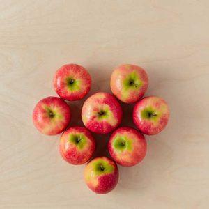 Apfel-Pink-Lady