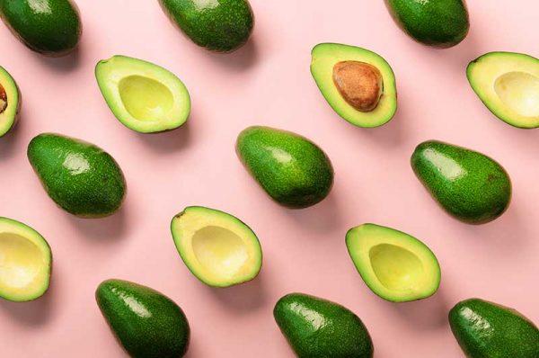 Avocado-glatt