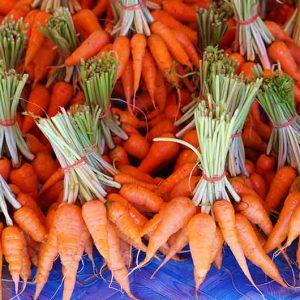 Baby-Mini-Karotten-50er
