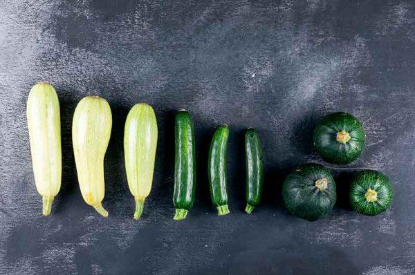Baby-Zucchini