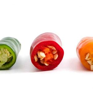 Peperoni-Mix-rot-gelb-gruen